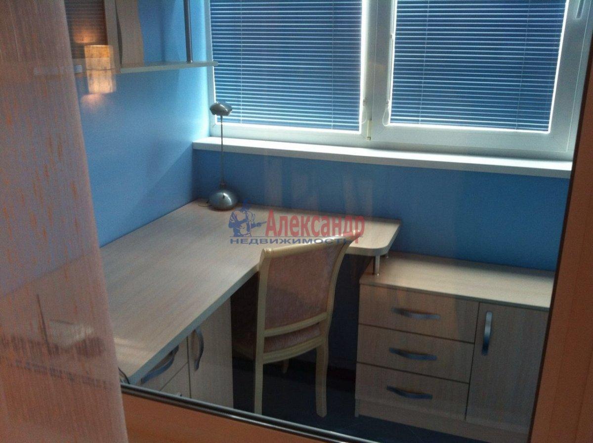 2-комнатная квартира (50м2) в аренду по адресу Науки пр., 17— фото 10 из 11