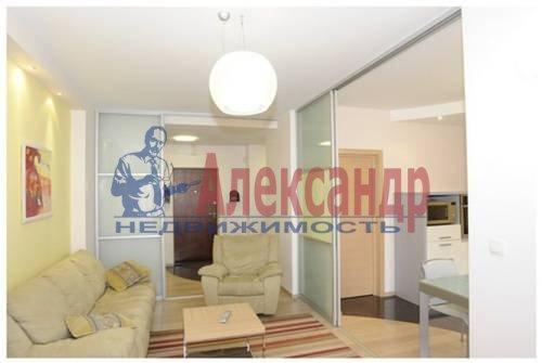 2-комнатная квартира (75м2) в аренду по адресу Савушкина ул., 125— фото 6 из 7