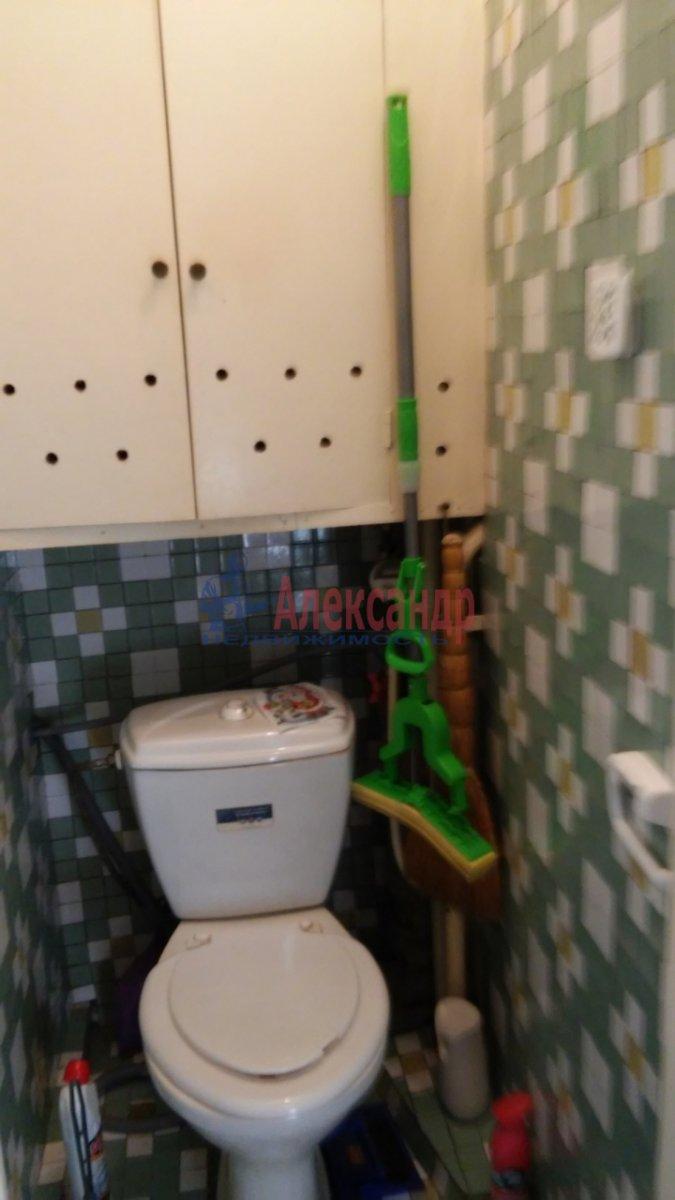 1-комнатная квартира (34м2) в аренду по адресу Крыленко ул., 43— фото 17 из 18