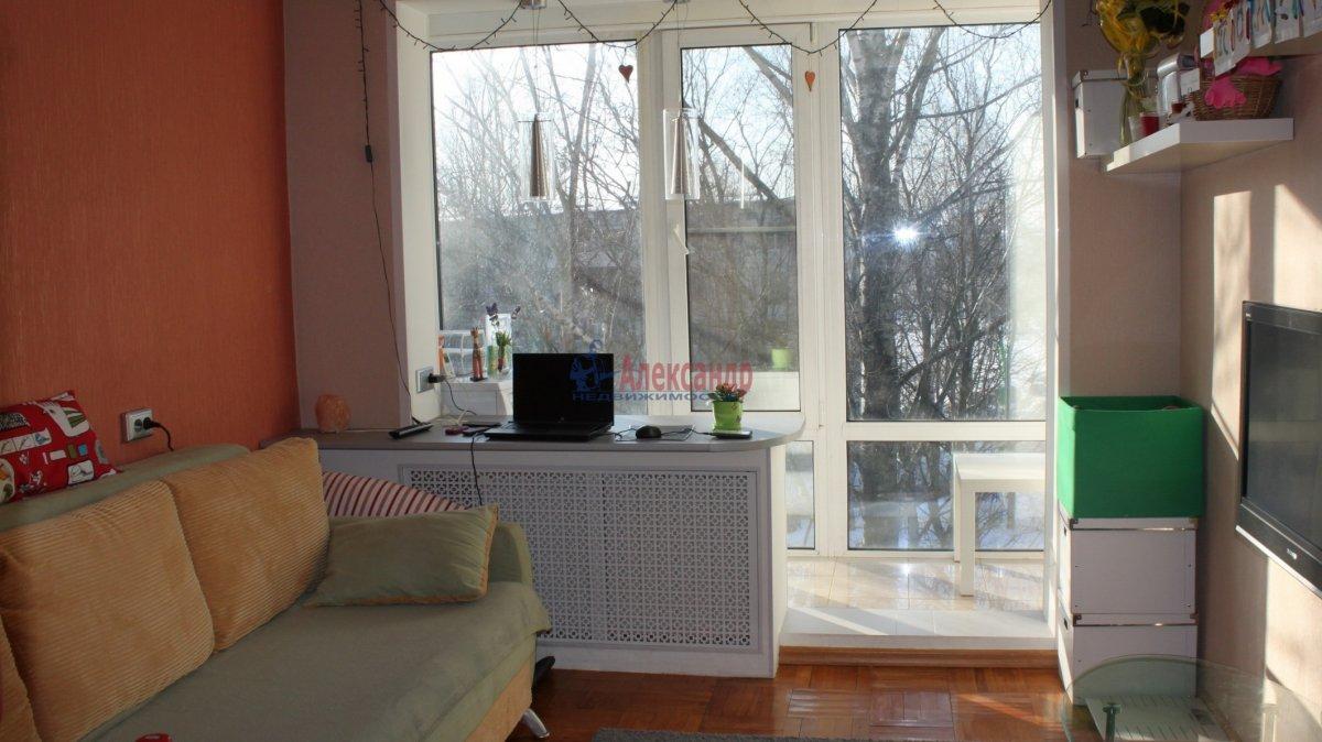 1-комнатная квартира (35м2) в аренду по адресу Белградская ул., 44— фото 2 из 2