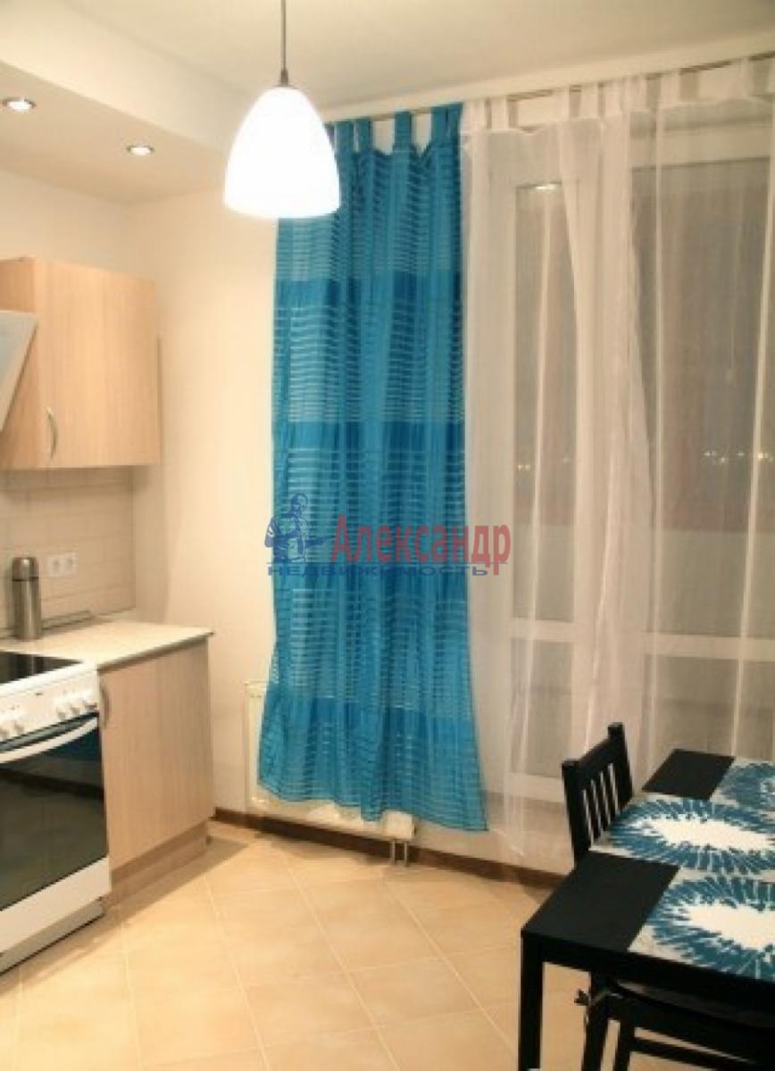 1-комнатная квартира (40м2) в аренду по адресу Пулковское шос., 36— фото 1 из 13