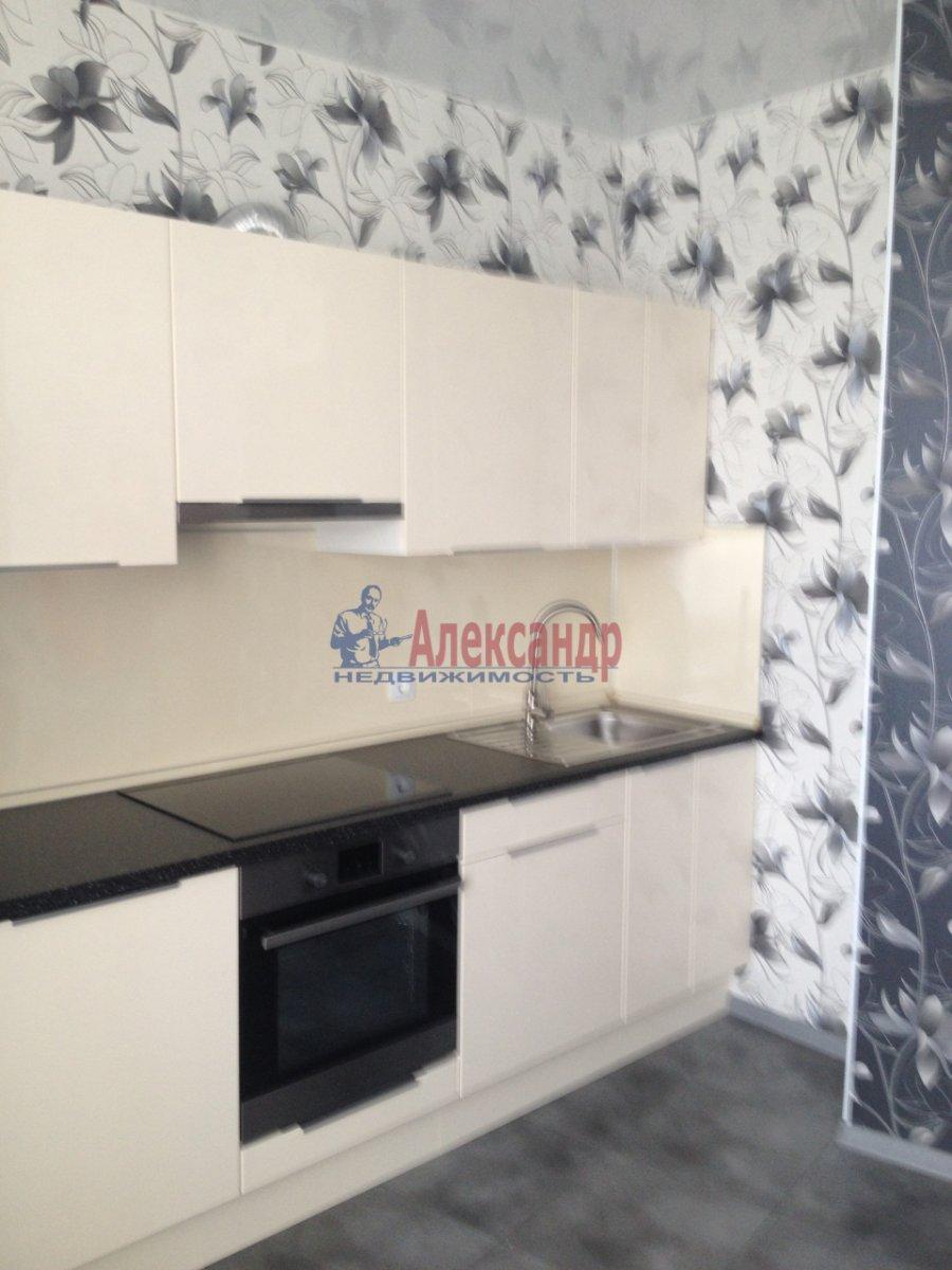 1-комнатная квартира (44м2) в аренду по адресу Просвещения просп., 99— фото 1 из 17