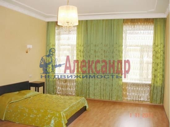 4-комнатная квартира (200м2) в аренду по адресу Лиговский пр., 57— фото 2 из 5