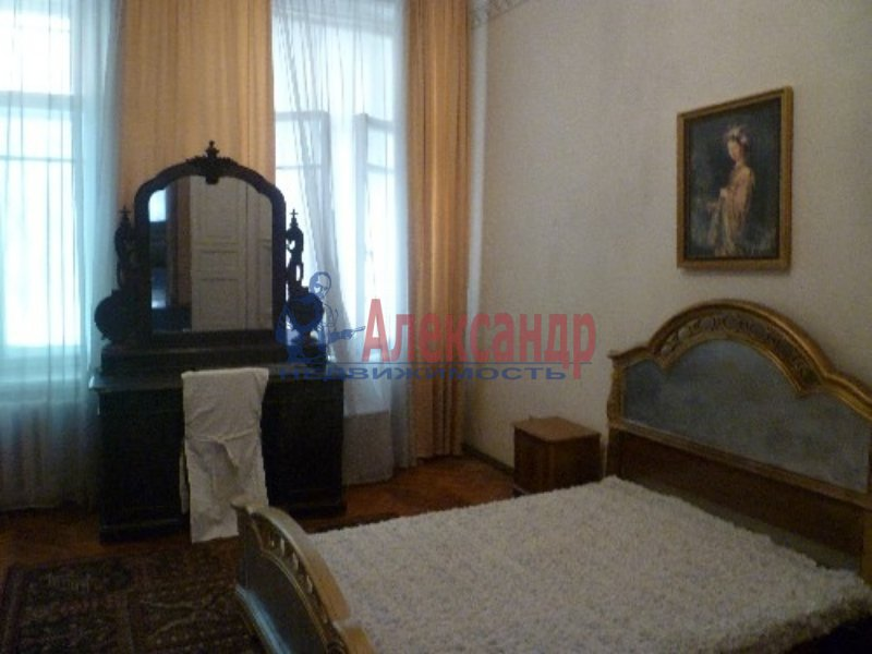 1-комнатная квартира (35м2) в аренду по адресу Тихорецкий пр., 12— фото 1 из 3