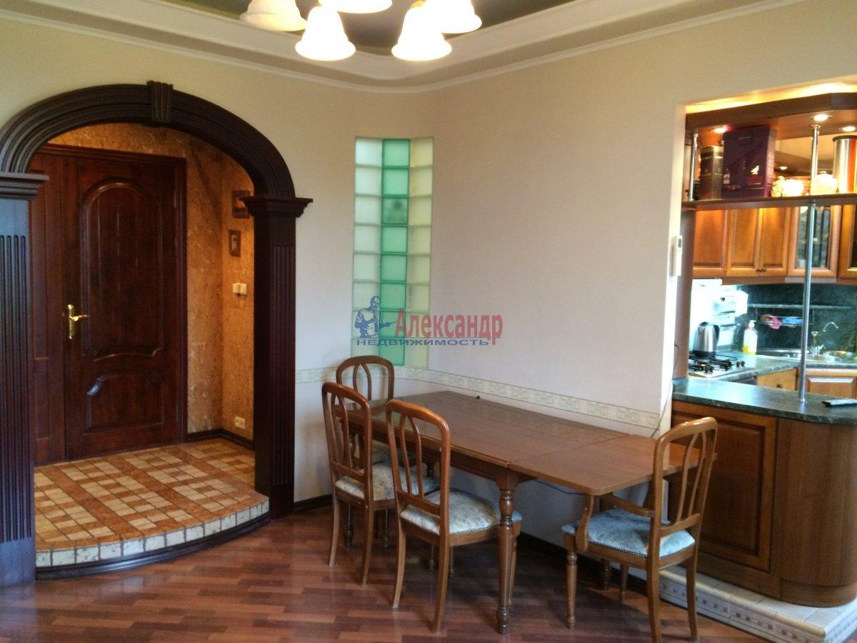 4-комнатная квартира (150м2) в аренду по адресу Кузнецовская ул., 48— фото 13 из 21