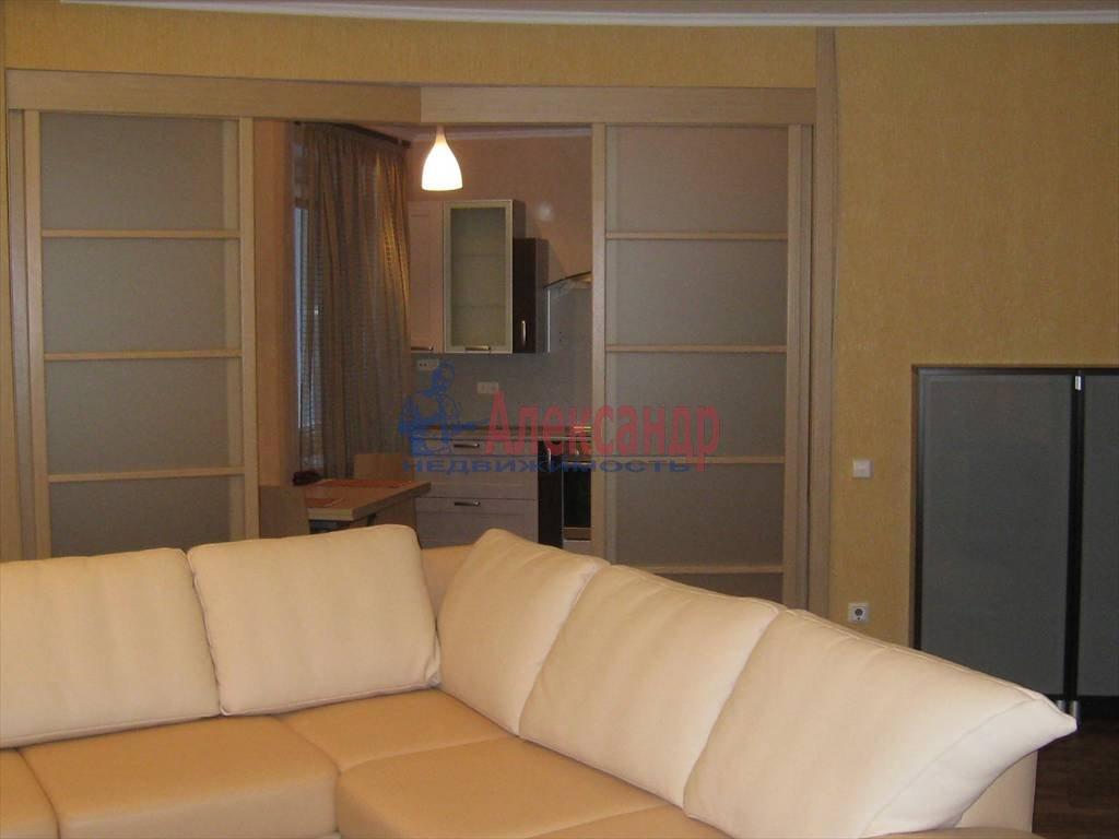 3-комнатная квартира (120м2) в аренду по адресу Воскресенская наб., 4— фото 5 из 7