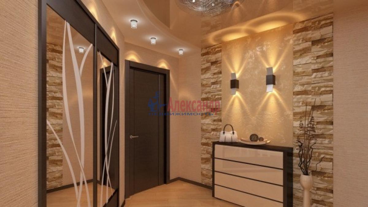 1-комнатная квартира (45м2) в аренду по адресу Коломяжский пр., 15— фото 3 из 5