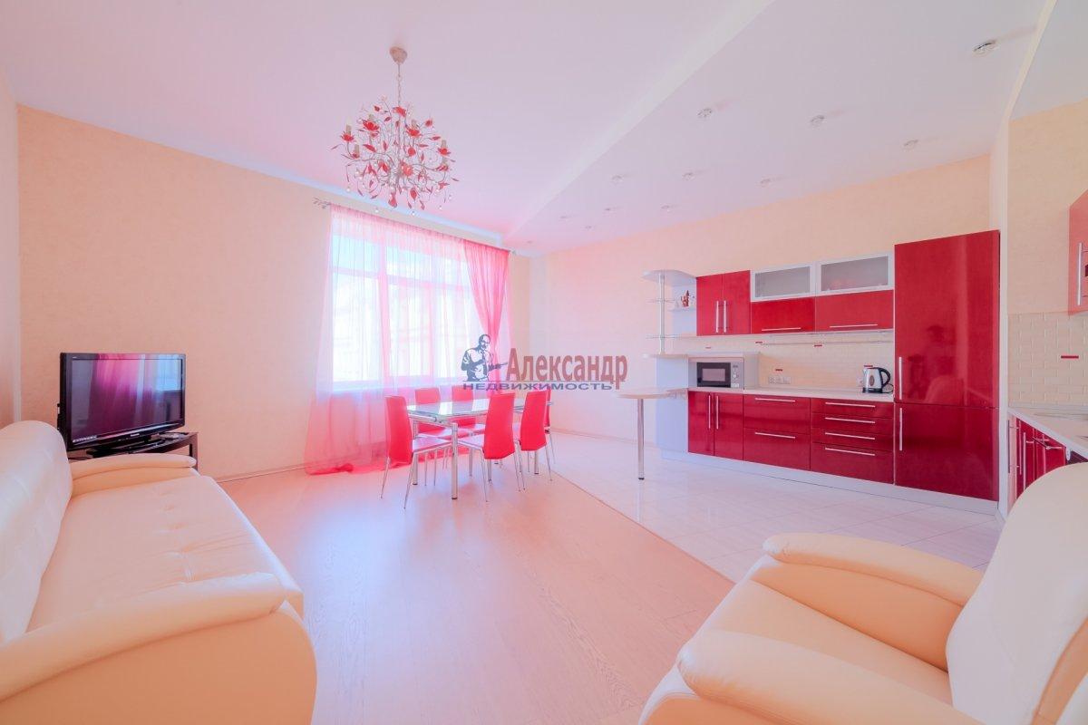 3-комнатная квартира (108м2) в аренду по адресу Введенская ул., 21— фото 6 из 25
