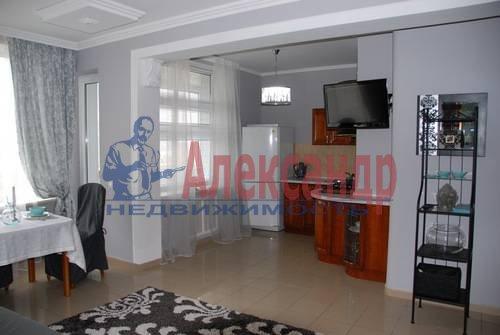 2-комнатная квартира (60м2) в аренду по адресу Лермонтовский пр., 30— фото 1 из 9