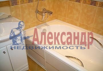1-комнатная квартира (35м2) в аренду по адресу Просвещения пр., 99— фото 7 из 7
