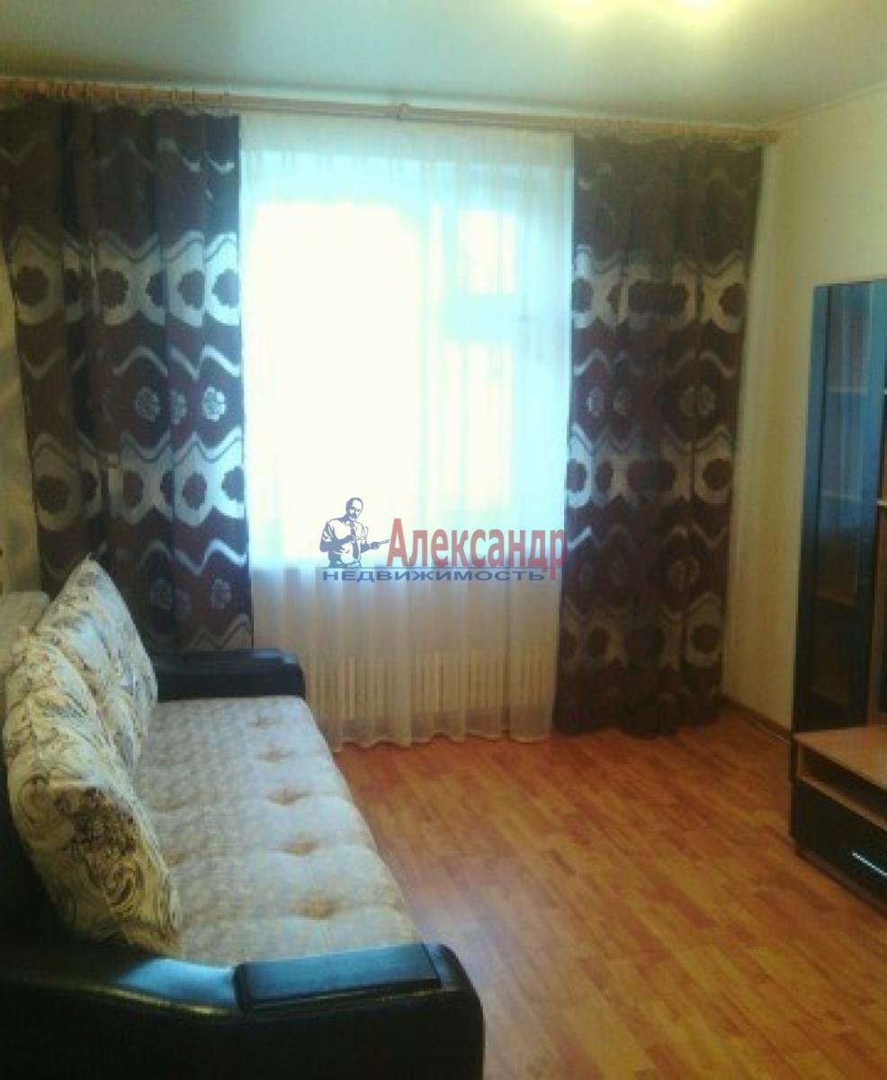 1-комнатная квартира (35м2) в аренду по адресу Нарвский пр., 14— фото 1 из 8