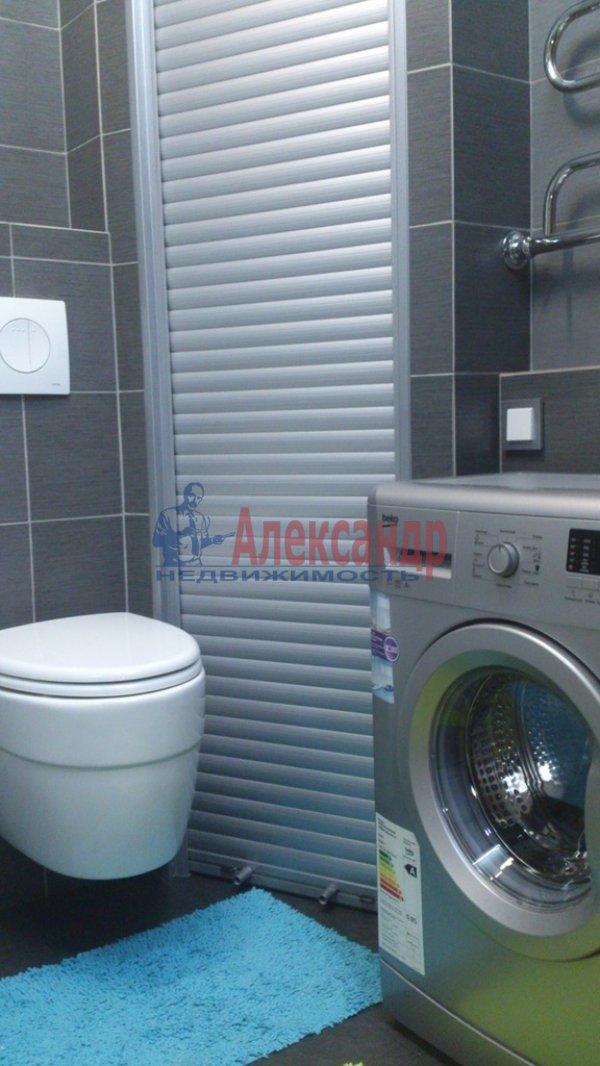 1-комнатная квартира (24м2) в аренду по адресу Шушары пос., Первомайская ул., 5— фото 4 из 7
