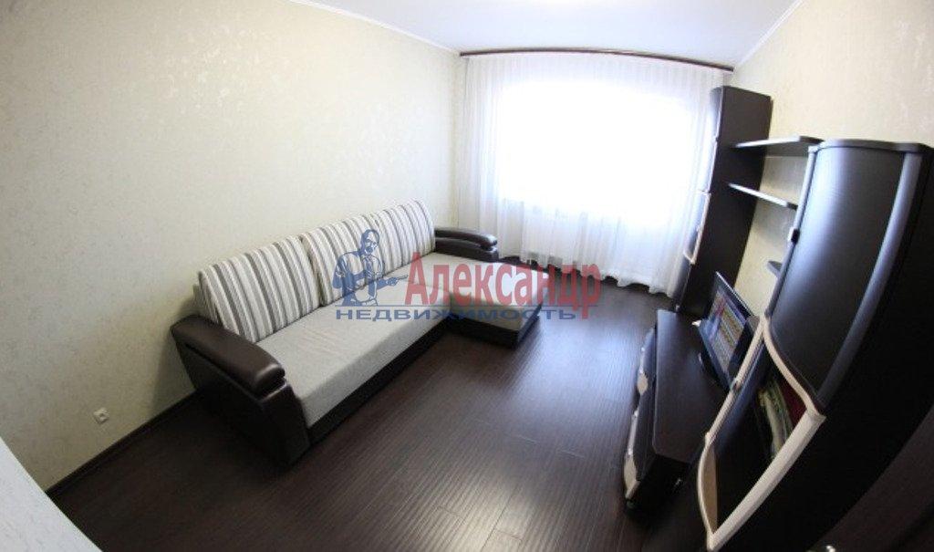 1-комнатная квартира (34м2) в аренду по адресу Обуховской Обороны пр., 195— фото 1 из 5