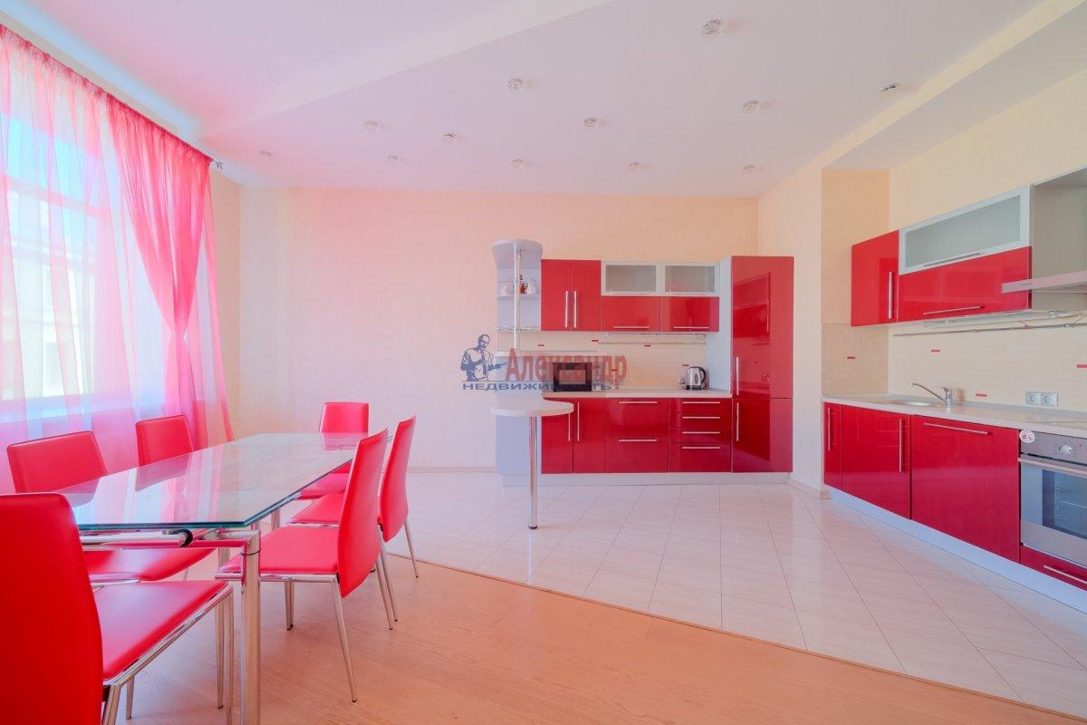 3-комнатная квартира (108м2) в аренду по адресу Введенская ул., 21— фото 7 из 25