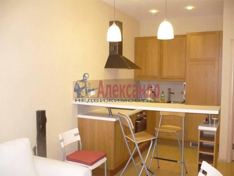 2-комнатная квартира (56м2) в аренду по адресу Барочная ул., 12— фото 4 из 10