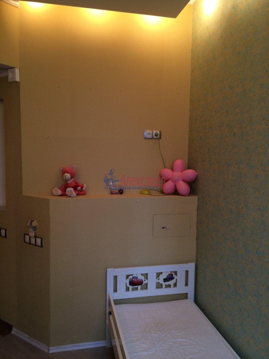 4-комнатная квартира (150м2) в аренду по адресу Кузнецовская ул., 48— фото 18 из 21