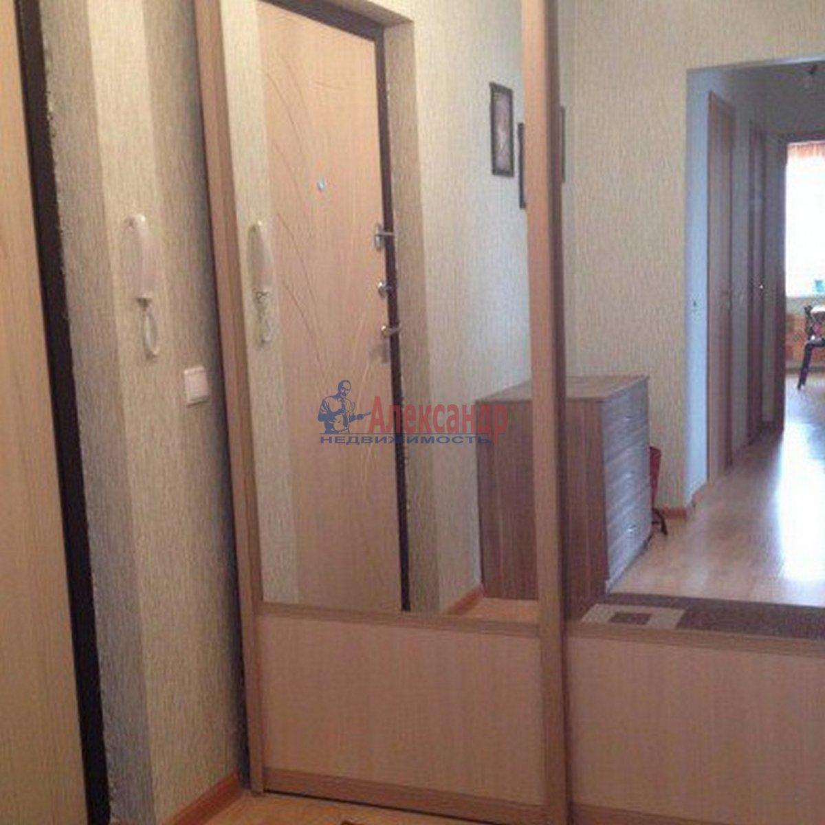 2-комнатная квартира (54м2) в аренду по адресу Елизарова пр., 18— фото 3 из 8