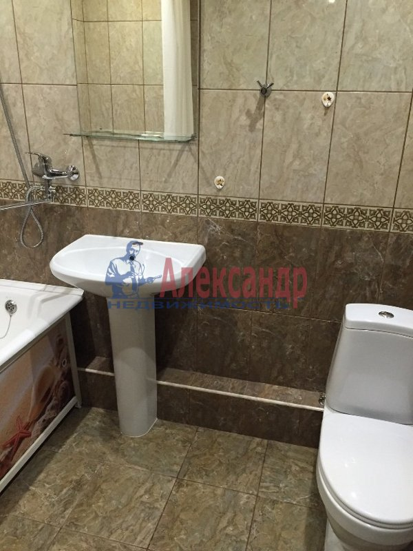 1-комнатная квартира (41м2) в аренду по адресу Пулковское шос., 18— фото 6 из 6