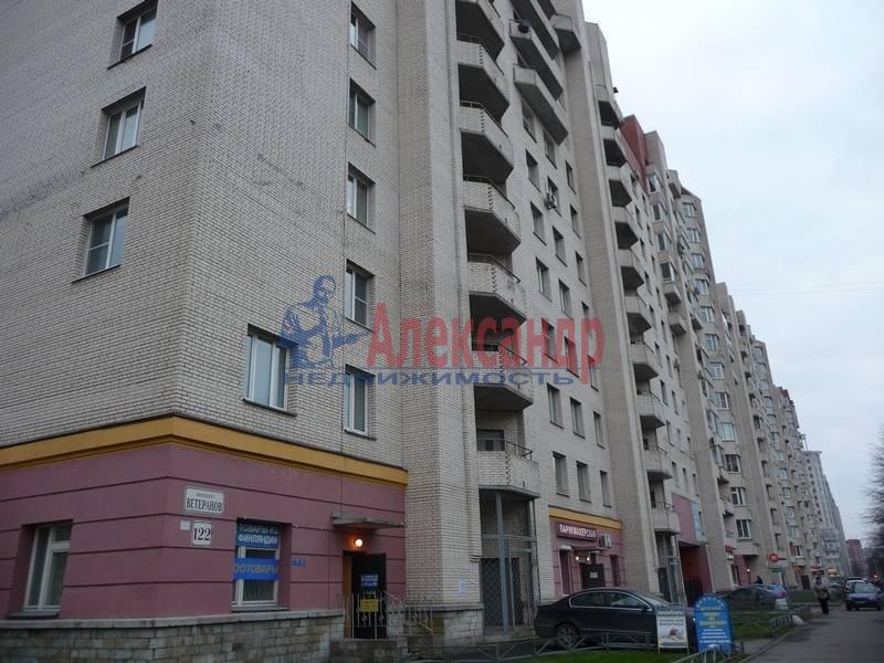 3-комнатная квартира (103м2) в аренду по адресу Ветеранов пр., 122— фото 9 из 17