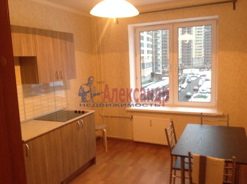 1-комнатная квартира (41м2) в аренду по адресу Парголово пос., Федора Абрамова ул., 161— фото 2 из 7