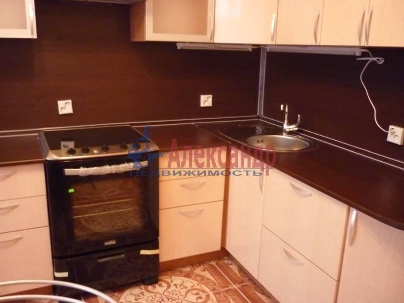 1-комнатная квартира (41м2) в аренду по адресу Косыгина пр., 32— фото 1 из 7