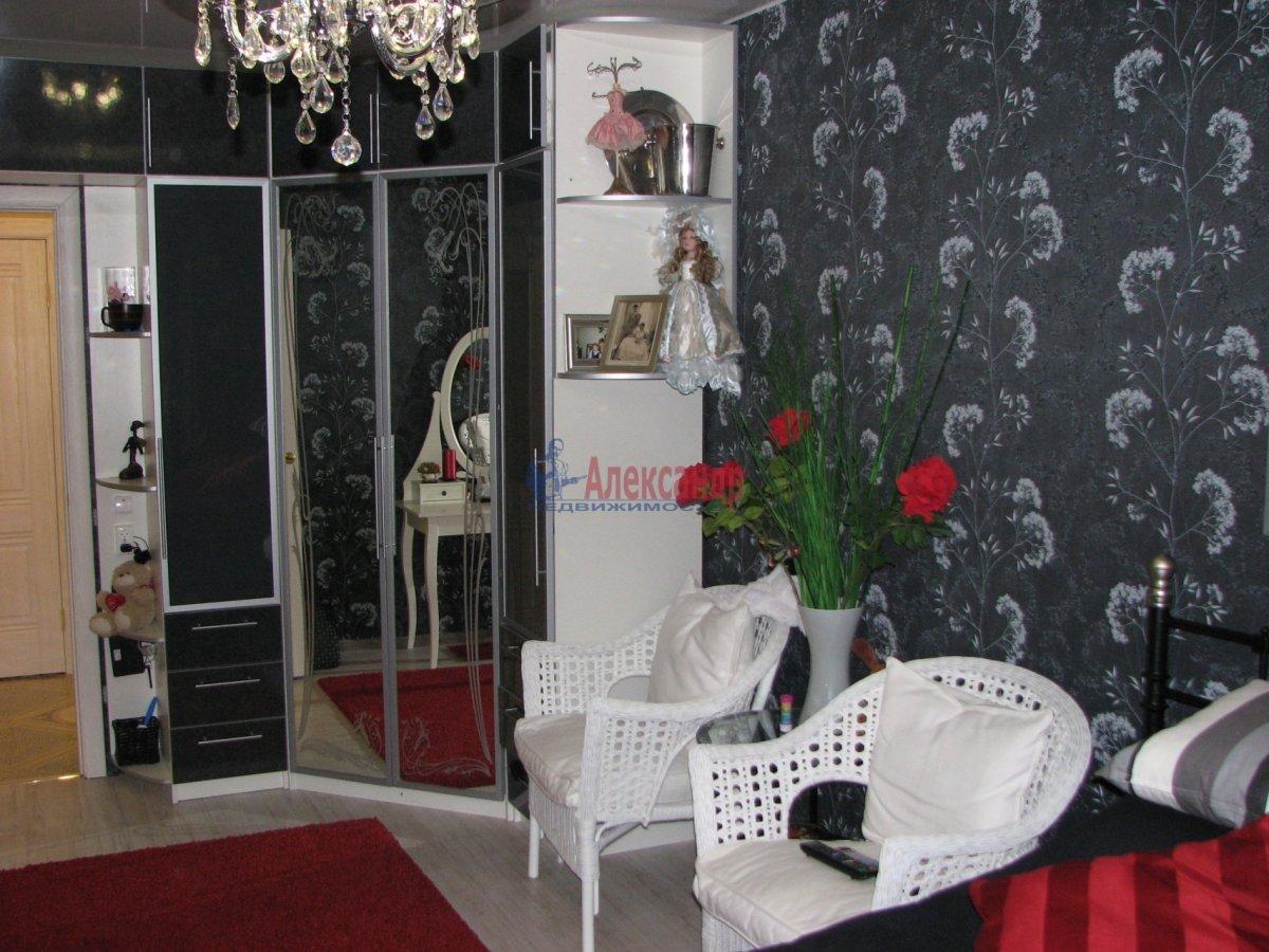 1-комнатная квартира (35м2) в аренду по адресу Южное шос., 55— фото 6 из 9