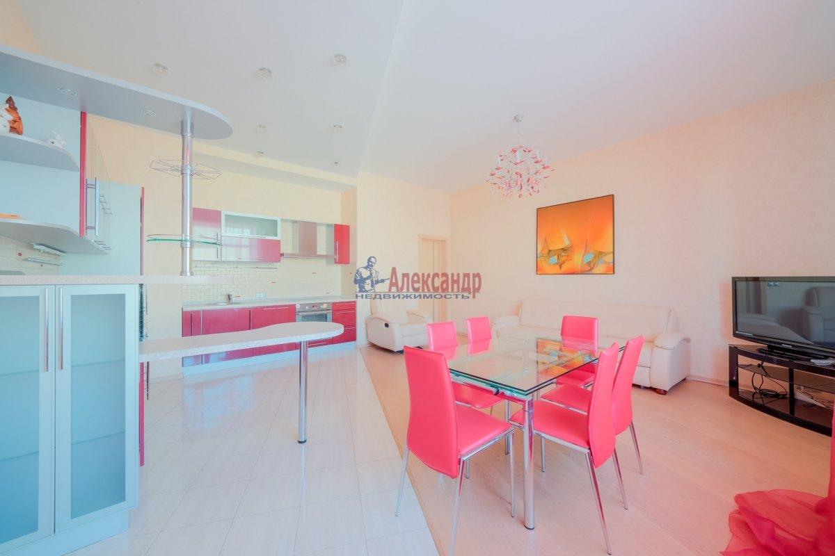 3-комнатная квартира (108м2) в аренду по адресу Введенская ул., 21— фото 9 из 25