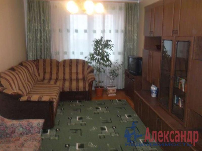 1-комнатная квартира (41м2) в аренду по адресу Покрышева ул., 4— фото 1 из 4