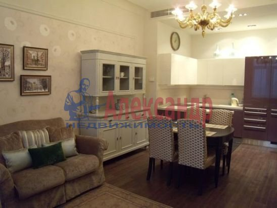 2-комнатная квартира (80м2) в аренду по адресу Вязовая ул., 10— фото 1 из 11