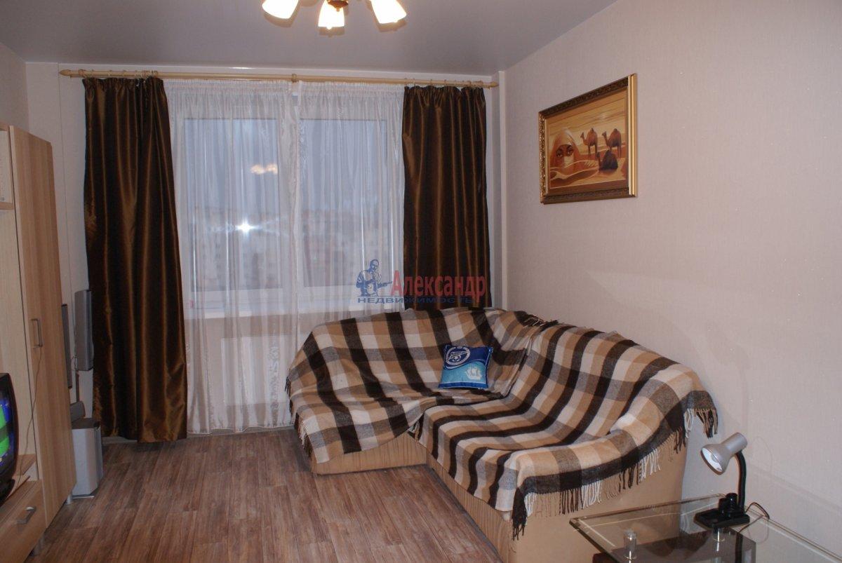1-комнатная квартира (35м2) в аренду по адресу Парголово пос., Михаила Дудина ул., 25— фото 1 из 3