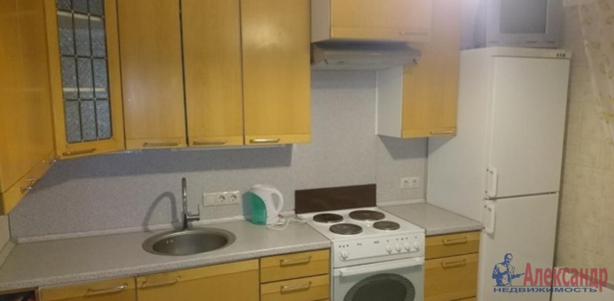 1-комнатная квартира (34м2) в аренду по адресу Ленская ул., 19— фото 2 из 2