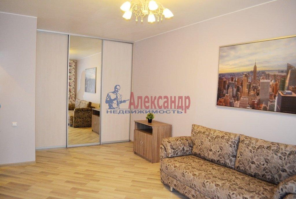 1-комнатная квартира (42м2) в аренду по адресу 1 Рабфаковский пер., 3— фото 2 из 15