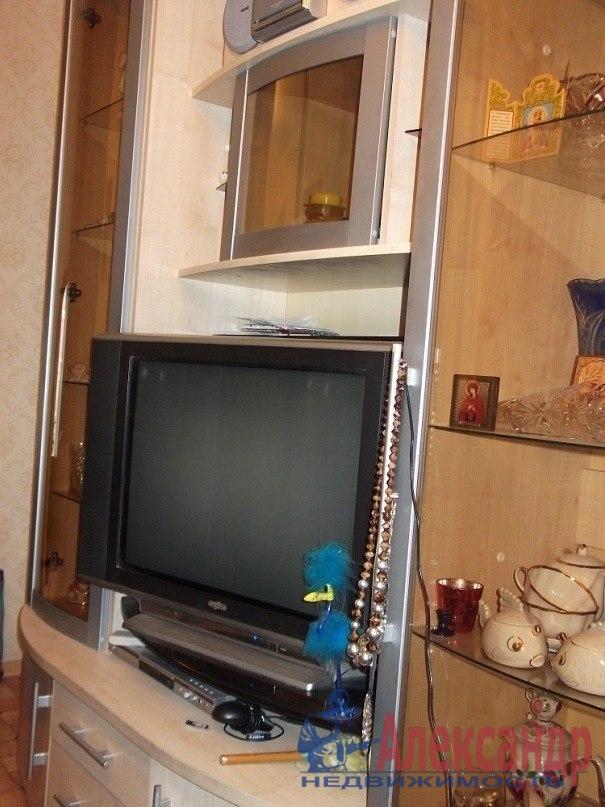 Комната в 3-комнатной квартире (65м2) в аренду по адресу Большая Пушкарская ул., 88— фото 2 из 3