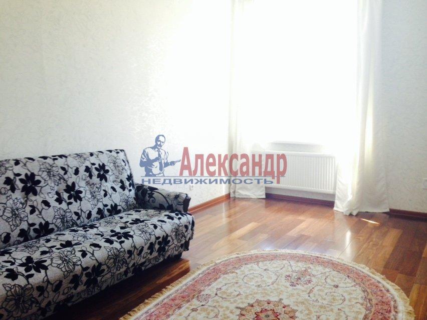 1-комнатная квартира (45м2) в аренду по адресу Петергофское шос., 45— фото 2 из 18