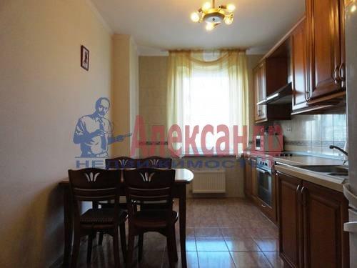 3-комнатная квартира (95м2) в аренду по адресу Асафьева ул., 5— фото 10 из 10