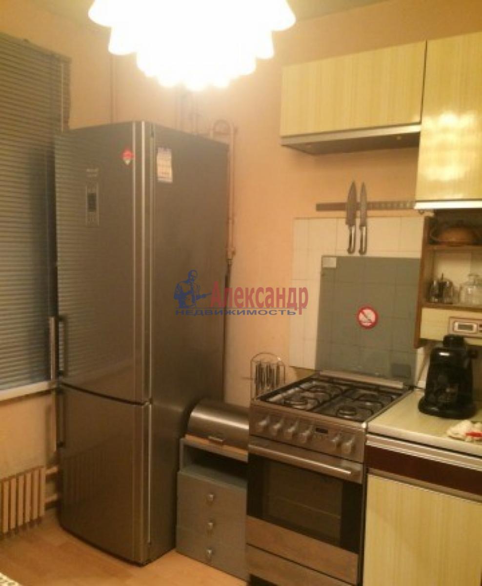 1-комнатная квартира (33м2) в аренду по адресу Зины Портновой ул., 25— фото 5 из 7