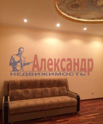 3-комнатная квартира (100м2) в аренду по адресу Ленинский пр., 114— фото 1 из 6
