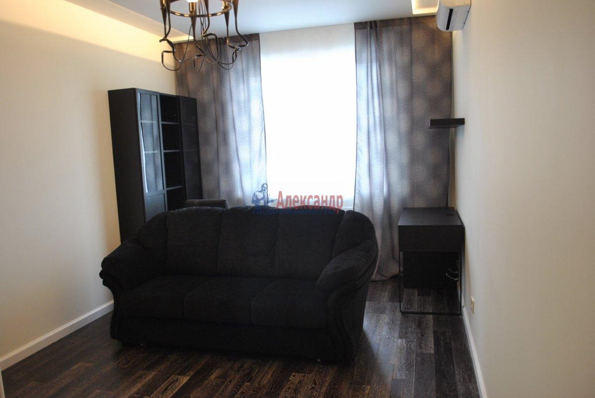 1-комнатная квартира (50м2) в аренду по адресу Лиговский пр., 123— фото 3 из 7