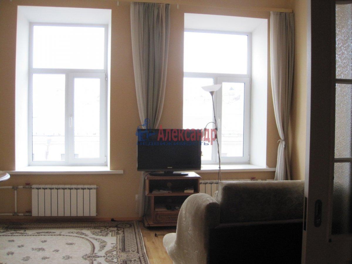 4-комнатная квартира (110м2) в аренду по адресу Спасский пер., 3— фото 7 из 10