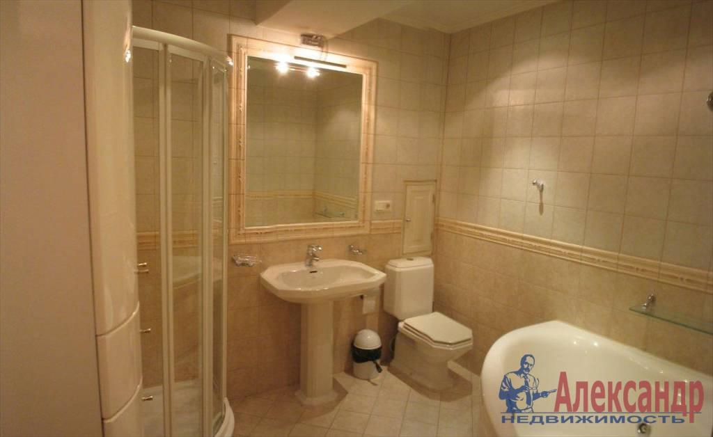 3-комнатная квартира (103м2) в аренду по адресу Малая Садовая ул., 3/54— фото 3 из 3