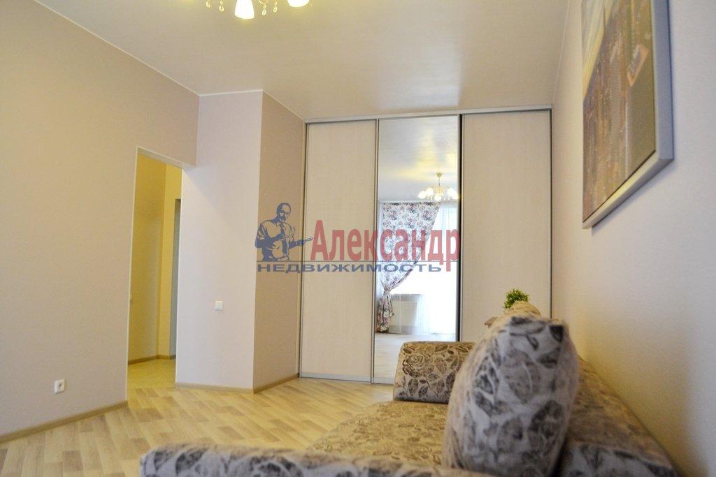 1-комнатная квартира (42м2) в аренду по адресу 1 Рабфаковский пер., 3— фото 3 из 15