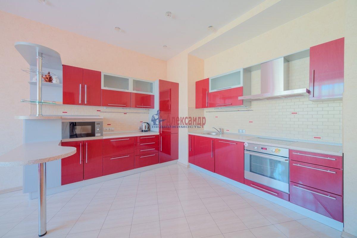 3-комнатная квартира (108м2) в аренду по адресу Введенская ул., 21— фото 10 из 25