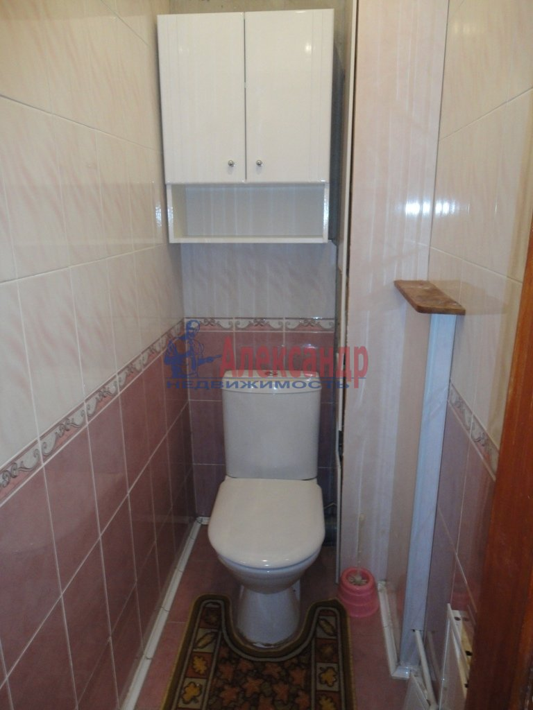 1-комнатная квартира (37м2) в аренду по адресу 2 Муринский пр., 31— фото 4 из 6