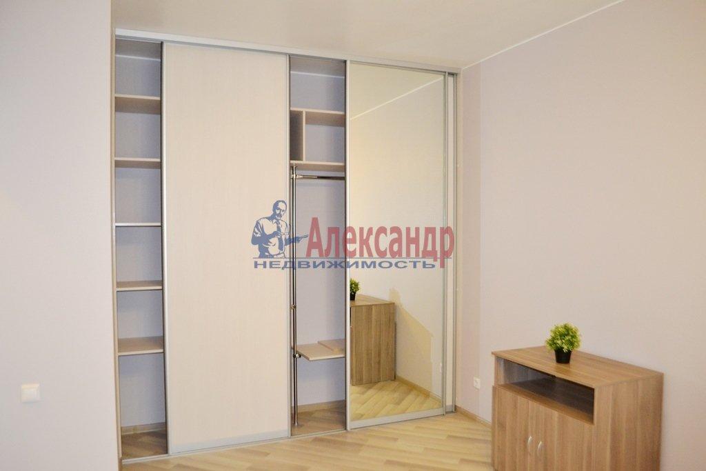 1-комнатная квартира (42м2) в аренду по адресу 1 Рабфаковский пер., 3— фото 4 из 15
