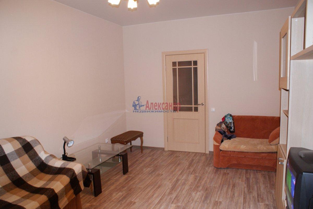 1-комнатная квартира (35м2) в аренду по адресу Парголово пос., Михаила Дудина ул., 25— фото 2 из 3