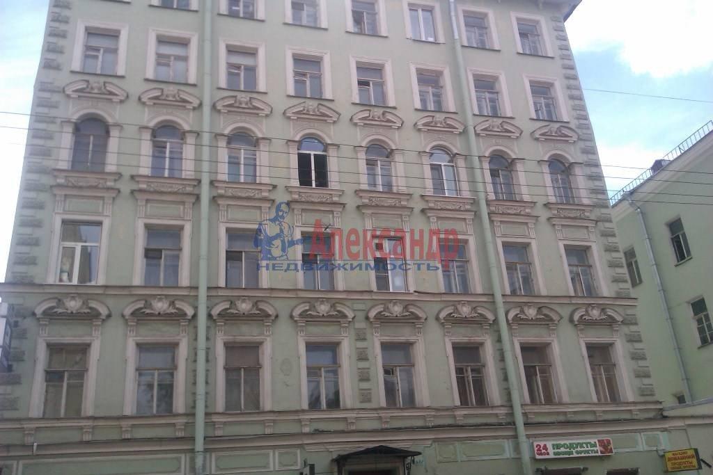 2-комнатная квартира (40м2) в аренду по адресу Конная ул., 3/4— фото 1 из 9