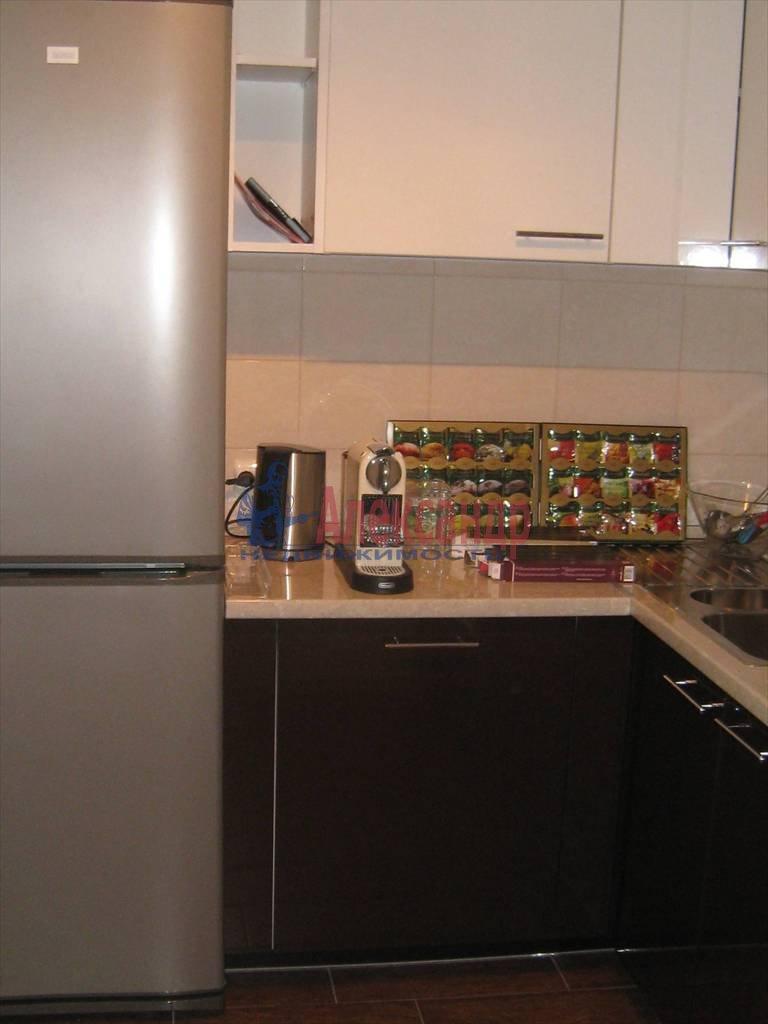 2-комнатная квартира (54м2) в аренду по адресу Чернышевского пр., 4— фото 4 из 5