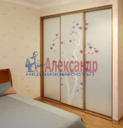 2-комнатная квартира (73м2) в аренду по адресу Коллонтай ул., 17— фото 2 из 4