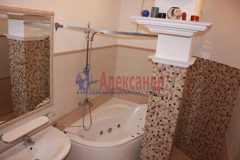 3-комнатная квартира (125м2) в аренду по адресу Реки Фонтанки наб.— фото 4 из 6