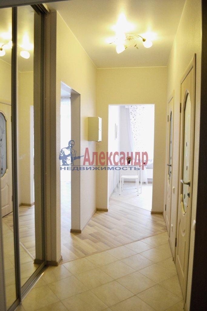 1-комнатная квартира (42м2) в аренду по адресу 1 Рабфаковский пер., 3— фото 8 из 15